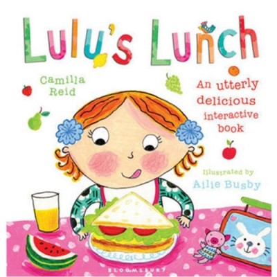 Lulu s Lunch 可愛Lulu吃午餐趣味操作書