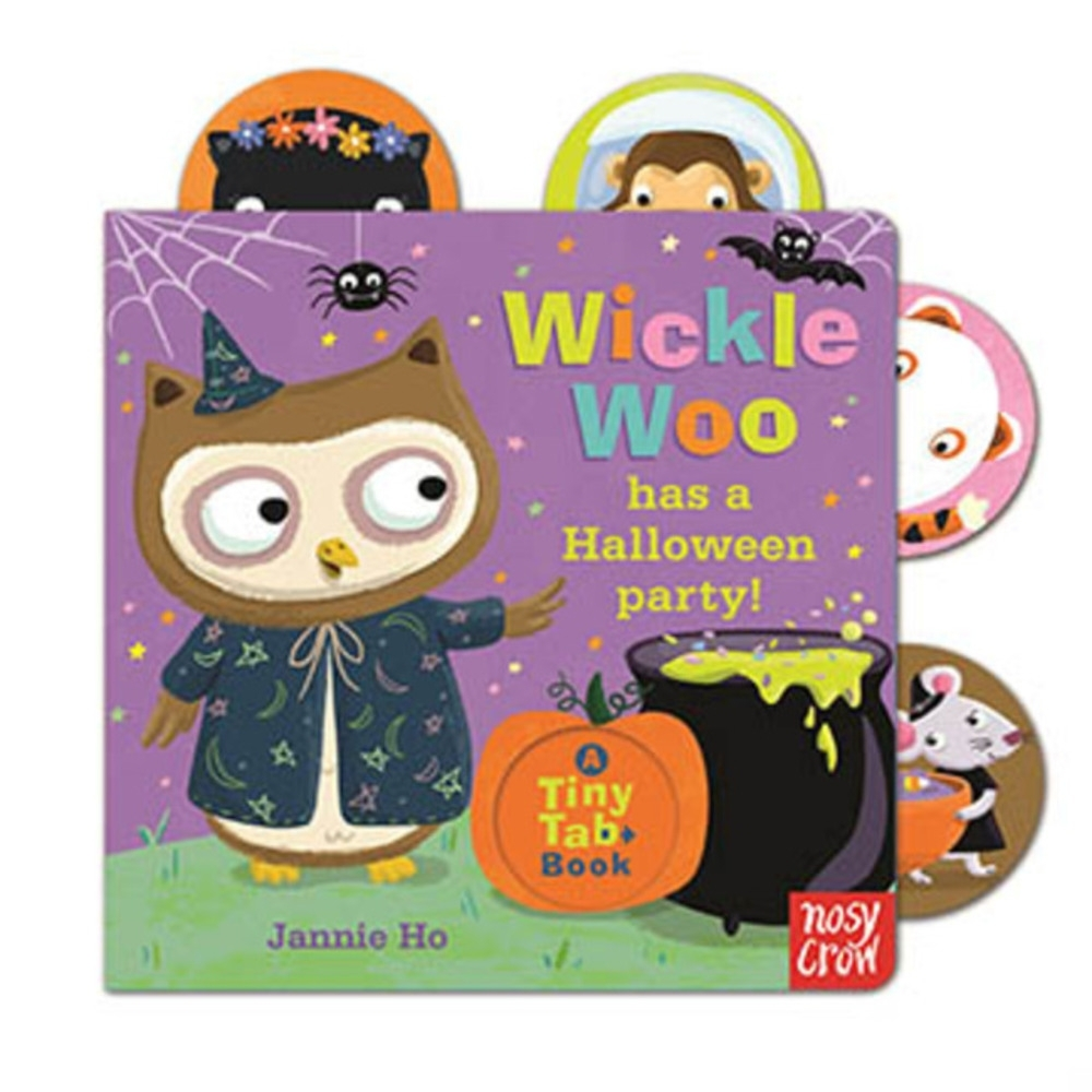 Wickle Woo Has A Halloween Party (美國版)