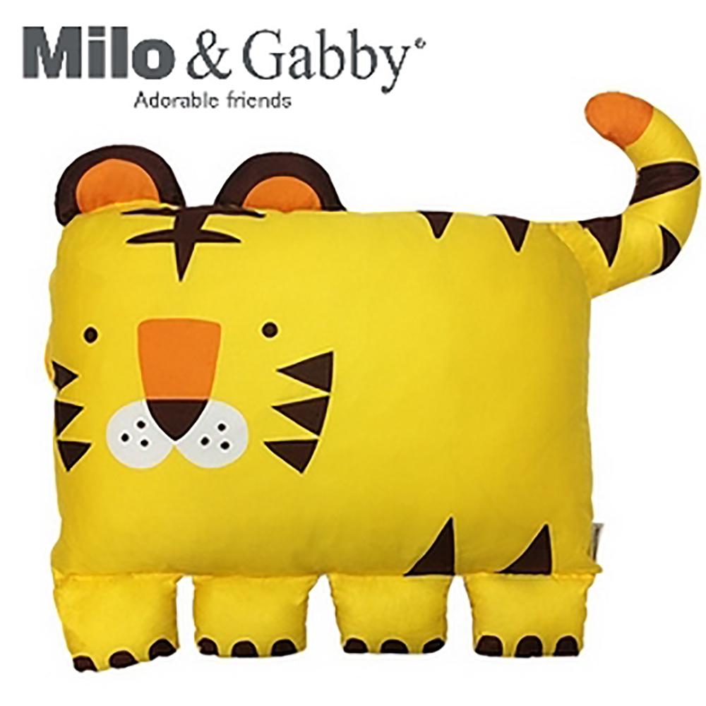【美國Milo & Gabby】動物好朋友-可水洗防蹣兒童枕心+枕套組-2歲以上(多款任選) product image 1