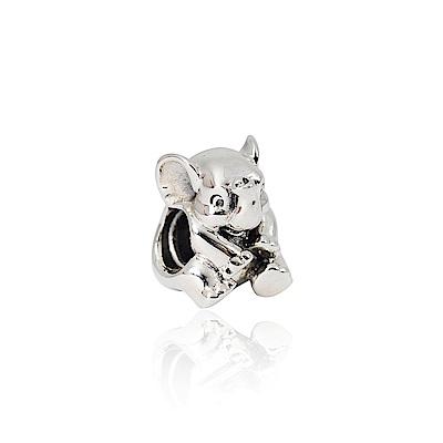 Pandora 潘朵拉  魅力幸運小象 純銀墜飾 串珠