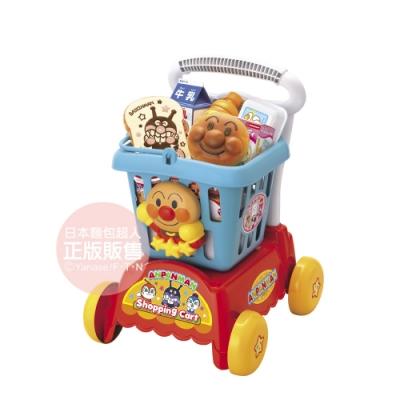 麵包超人-麵包超人購物小推車(3Y+)