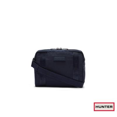 HUNTER - Refined-聚脂側背包-海軍藍