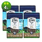 ZiwiPeak巔峰 96%鮮肉貓糧 牛肉 1Kg四件組