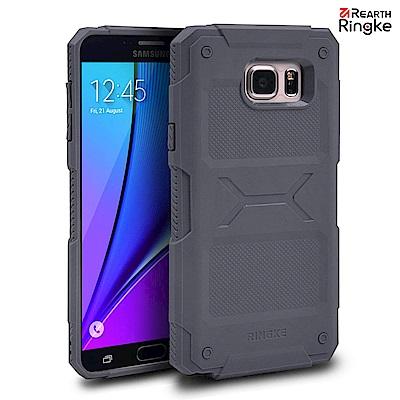 【Ringke】Galaxy Note 5 [Rebel] 加強防撞防刮軟質保護殼
