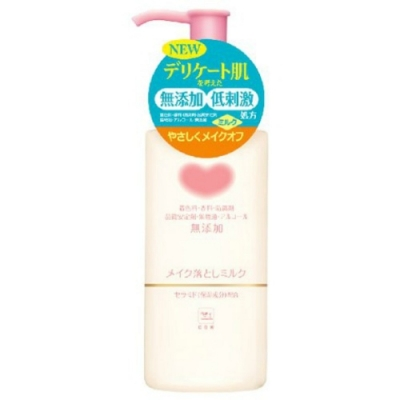 日本 牛乳石鹼 無添加卸妝乳150ml