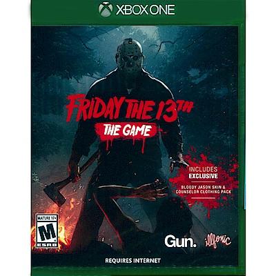 13號星期五 Friday The 13th -XBOX ONE 英文美版