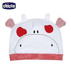 chicco-小乳牛-造型嬰兒帽