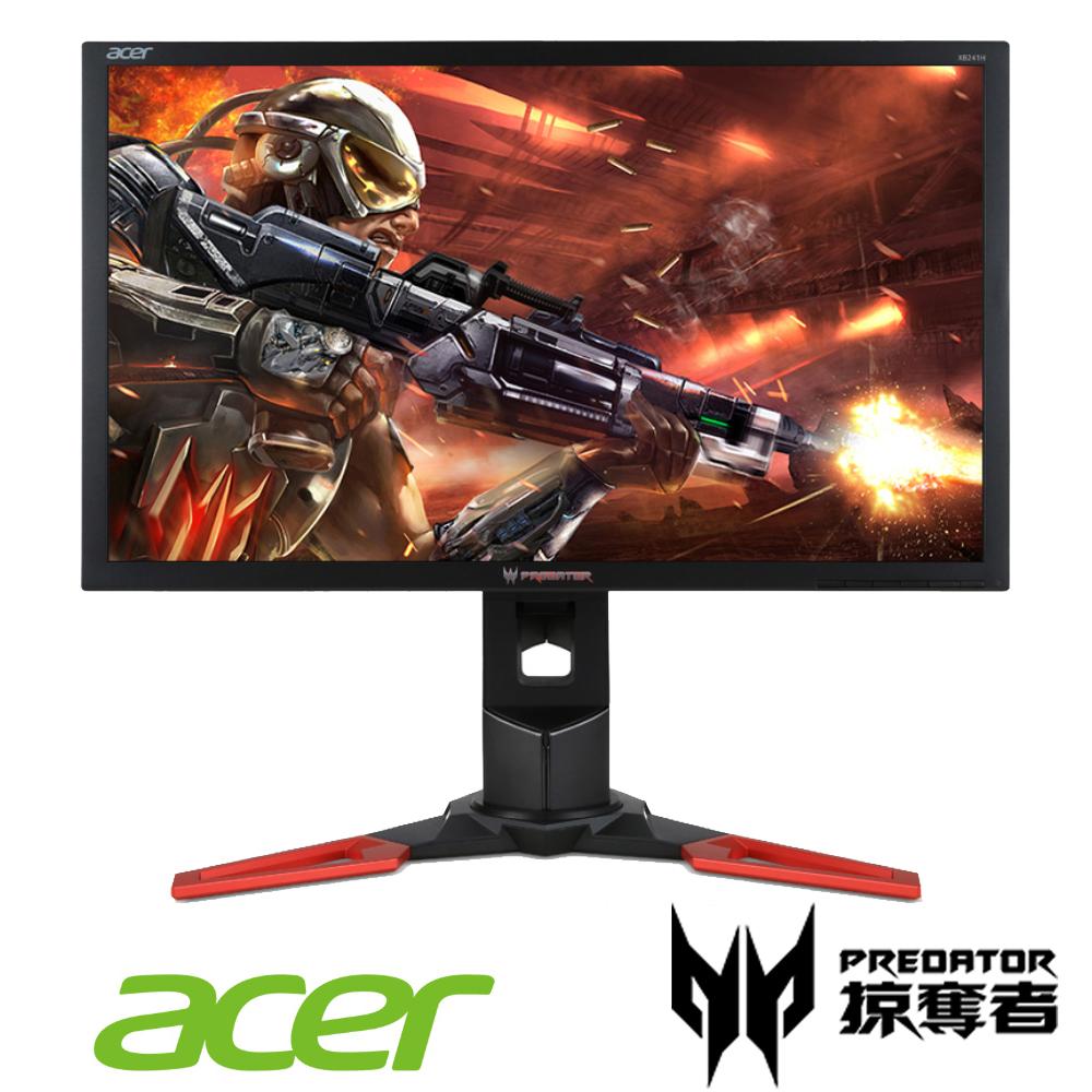 acer XB241H 24型 極速電競螢幕