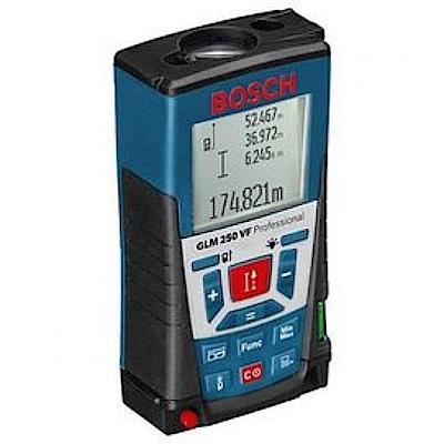 BOSCH雷射測距儀GLM 250 VF