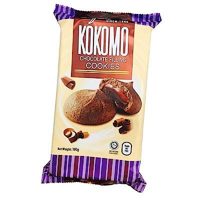 麥比客香濃巧克力塔(100g)
