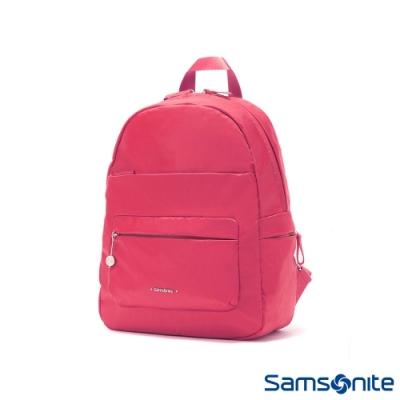 Samsonite新秀麗 Move3.0經典時尚女性後背包(桃粉)