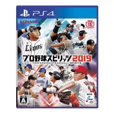 PS4 職棒野球魂 2019 - 日版日文版