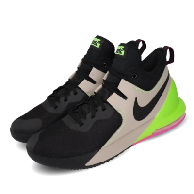 Nike 籃球鞋 Air Max Impact 運動 男鞋 氣墊 舒適 避震 包覆 支撐 球鞋 黑 棕 CI1396001