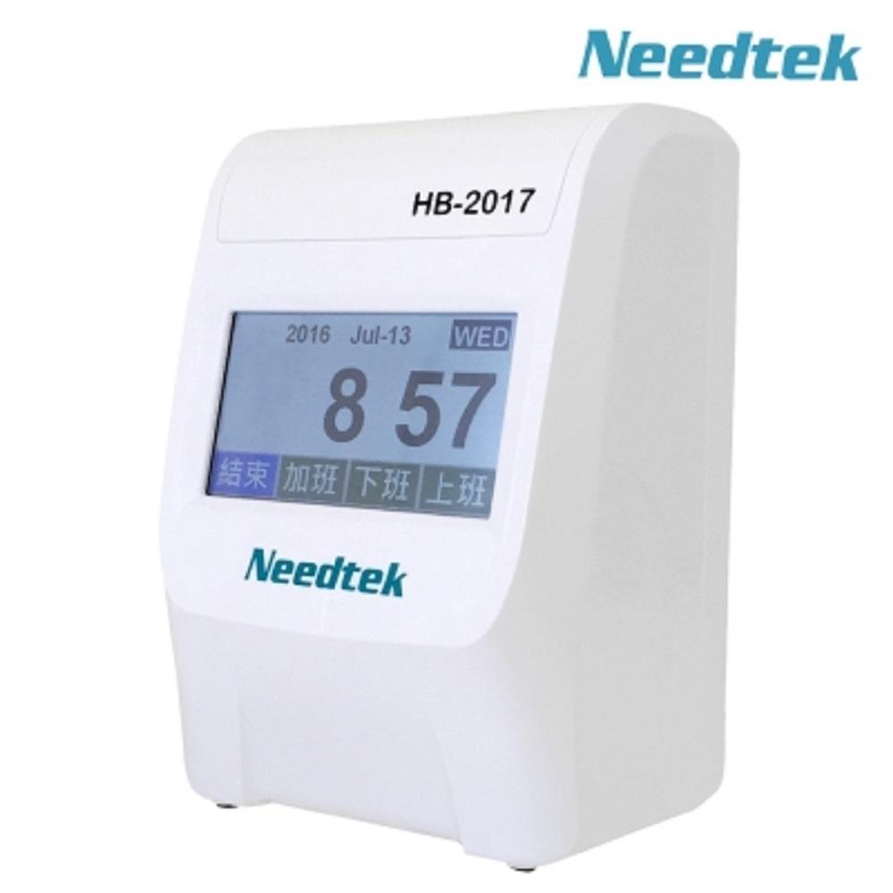 Needtek HB-2017 優利達四欄位打卡鐘 @ Y!購物