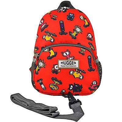 英國Hugger幼童防走失背包-小怪獸
