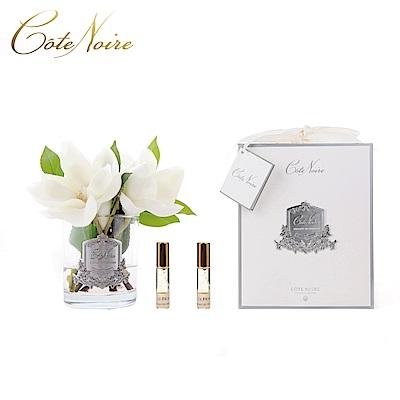 法國 CoteNoire 蔻特蘭 木蘭花香氛花透明瓶