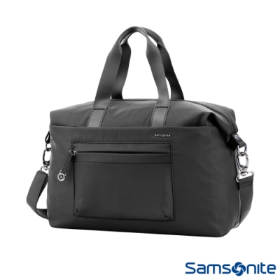 Samsonite新秀麗 Move2.0輕量簡約旅行袋(黑)