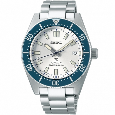 SEIKO 精工140週年 PROSPEX系列 DIVER SCUBA 機械錶 SPB213J1(6R35-01R0-S) 黑標
