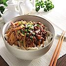 餃子樂黃金腐乳泡菜(單包)+老王雙炸冷凍麵(單入)