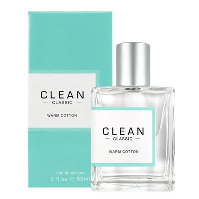 CLEAN 溫暖棉花(暖棉)女性淡香精 香水 60ml Warm Cotton EDP