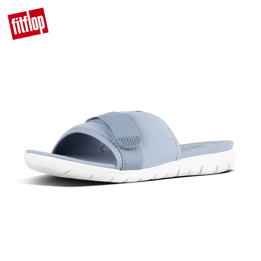 FitFlop NEOFLEX SLIDE SANDALS-印地安藍