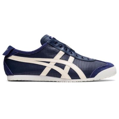 Onitsuka Tiger鬼塚虎- MEXICO 66 SLIP-ON 休閒鞋 1183A621-400 藍底白邊