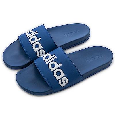 Adidas 愛迪達 ADILETTE-拖鞋-男