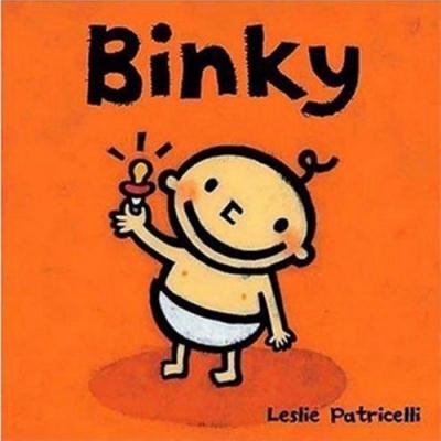 Binky 奶嘴跑哪去?硬頁書(美國版)