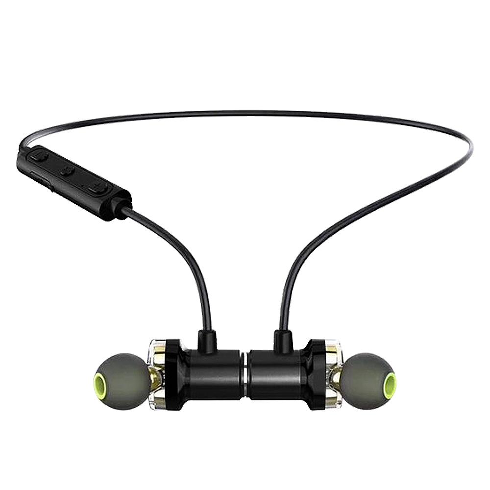AWEI X650BL 重低音雙動圈4D音效 IPX5防水等級 磁吸式運動藍牙耳機