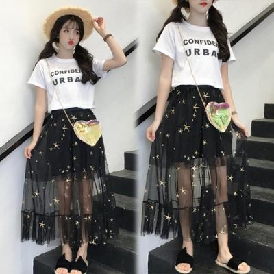 【韓國K.W.】(預購)粉彩甜心修身套裝裙-1色
