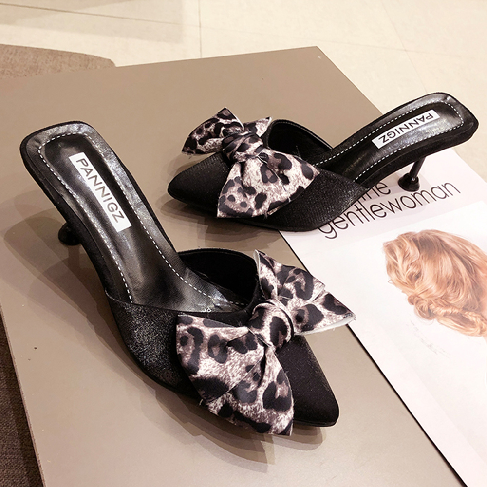 KEITH-WILL時尚鞋館 流行穿搭不敗經典個性穆勒鞋-黑色