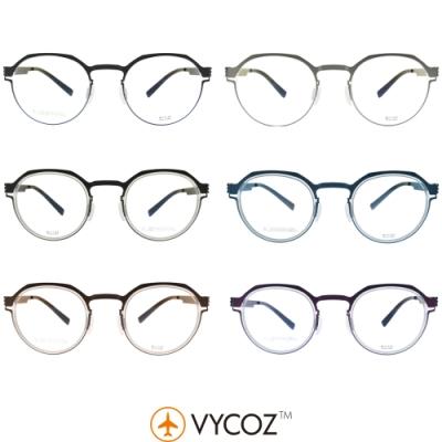 VYCOZ 光學眼鏡 波士頓圓框款 / INCLINE X 系列 #FOX