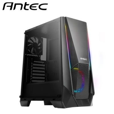 Antec 安鈦克 NX310 ATX ARGB 無打孔玻璃透側 電腦機殼 電腦主機