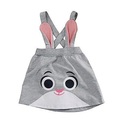 兔子鬆緊帶吊帶裙 k51180 魔法Baby
