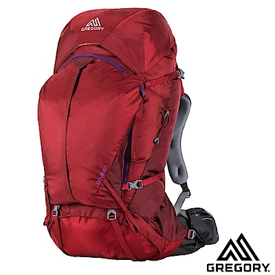美國 GREGORY Deva 60 專業健行登山背包(S/60L)_寶石紅