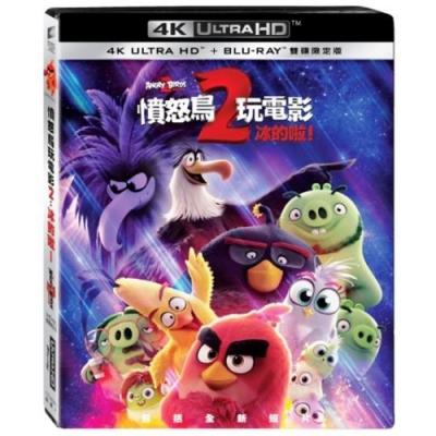 憤怒鳥玩電影2:冰的啦 UHD+BD 雙碟限定版