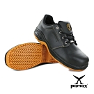 PAMAX 帕瑪斯-防穿刺+鋼頭-高抓地力安全鞋-抗菌除臭-PA3502PPH