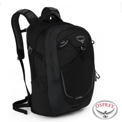OSPREY 新款 Flare 22 日用系列 輕量多功能旅行背包_黑 R