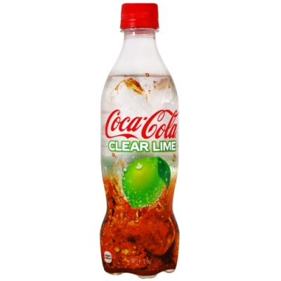 Coca cola 可口可樂-萊姆風味(500g)