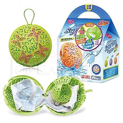創意達人抗菌升級版第三代洗衣球(2入)