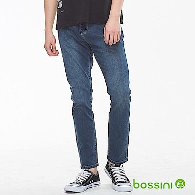 bossini男裝-ZtayCool冰涼牛仔褲淡藍
