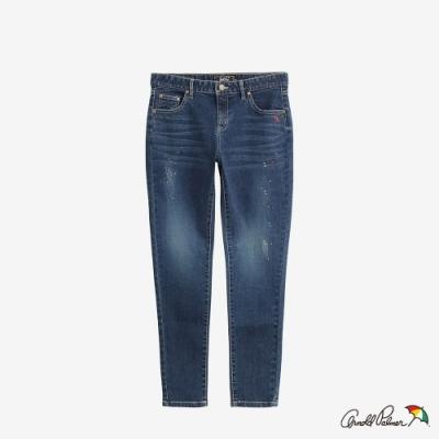 Arnold Palmer -女裝-超彈潑漆牛仔褲-淺藍