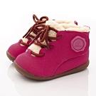日本月星頂級童鞋 頂級HI系學步靴款 ON154粉(寶寶段)