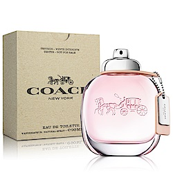 COACH 時尚經典女性淡香水90ml-Tester