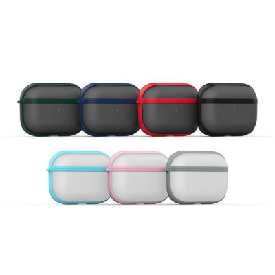 QinD Apple AirPods Pro 霧感防摔
