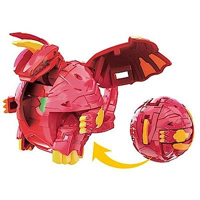 任選日本爆丸BP-001 Dragonoid RED紅蒼龍 BK12396 BAKUGAN