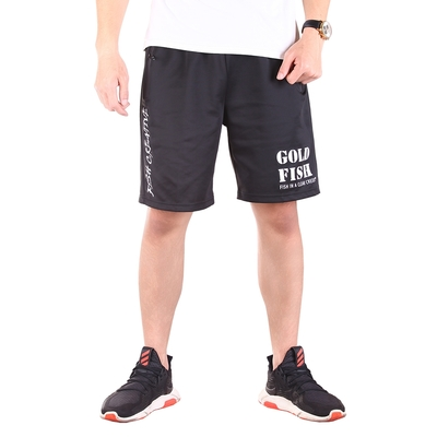 CS衣舖 休閒短褲 健康布料 吸濕排汗 抗臭 運動褲
