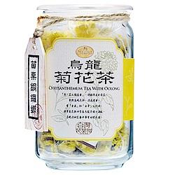 曼寧 台灣花茶-烏龍菊花茶(1.5gx20包)