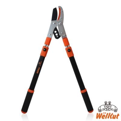 【台灣好剪】高碳鋼連桿式刀鉆伸縮樹枝剪 Y1Z3121TW