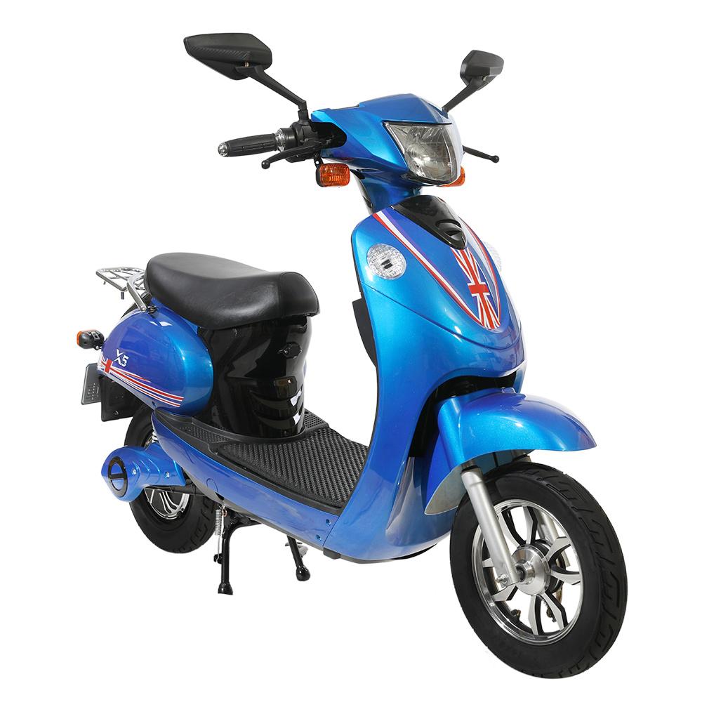 【e路通】EA-EX6 9有力 復古車身 48V鉛酸 LED燈 電動車 (電動自行車) product image 1